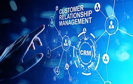 внедряване на CRM система